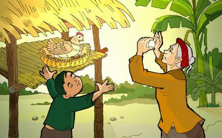 phat bieu cam nghi ve bai tho tieng ga trua cua xuan quynh - Phát biểu cảm nghĩ về bài thơ Tiếng gà trưa của Xuân Quỳnh