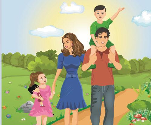 Viết đoạn văn ngắn về tình cảm gia đình lớp 7 9 hay