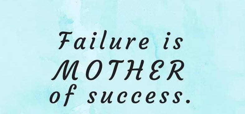 Giải thích câu tục ngữ Thất bại là mẹ thành công
